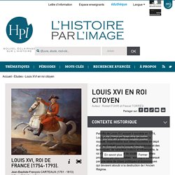 Louis XVI en roi citoyen