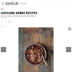 Louisiana Gumbo Recipes