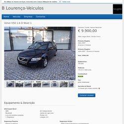 Volvo V50 1.6 D Nível 1 - B Lourenço-Veiculos - Standvirtual