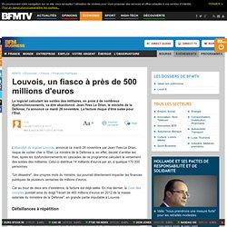 Louvois, un fiasco à près de 500 millions d'euros