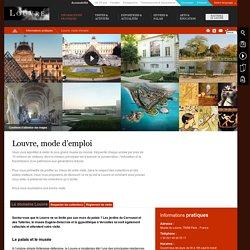 Louvre, mode d'emploi