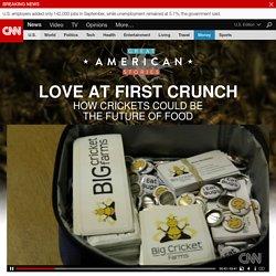 Love at first crunch