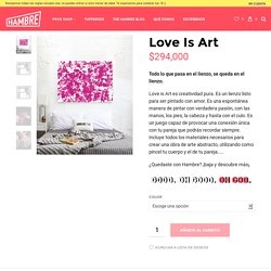 Love is Art – Hambre