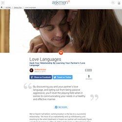 Love Languages