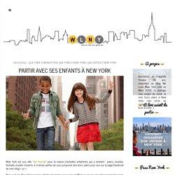 We Love New York Partir avec ses enfants à New York » We Love New York