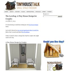 The Lovebug: A Tiny House Design for Couples