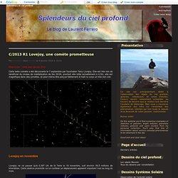C/2013 R1 Lovejoy, une comète prometteuse - Splendeurs du ciel profond