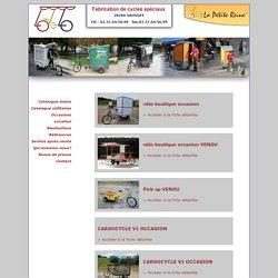 Lovelo - Fabrication de cycles, vélos spéciaux