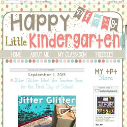 Ms. Lovenberg's Happy Little Kindergarten: FREEBIES