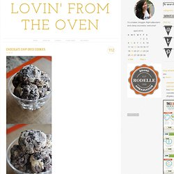 Lovin From the Oven: Chocolate Chip Oreo Cookies - StumbleUpon