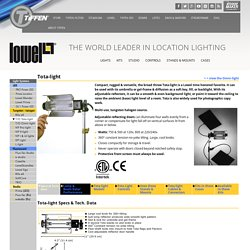 Lowel Tota-light
