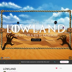 LOWLAND by flippedprimary on Genial.ly
