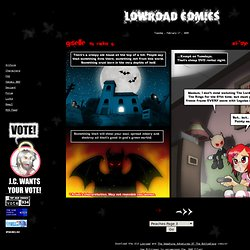 Lowroad Comics- Giselle