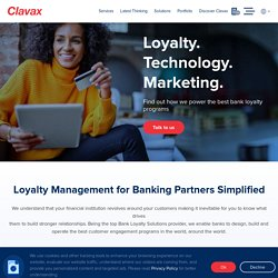 Loyalty Program for Banks