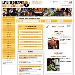 LP Discography - Covers & Lyrics