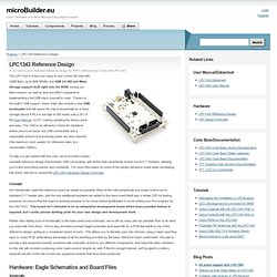 LPC1343 Reference Design - Vimperator