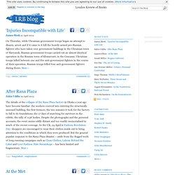 LRB blog