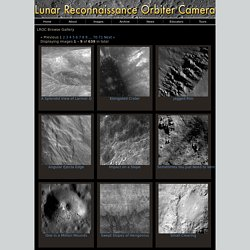 LROC Image Browser