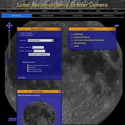 LROC WMS Image Map