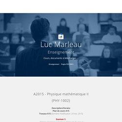 Luc Marleau