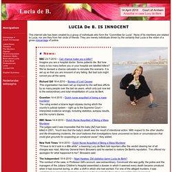 Lucia de B. is innocent