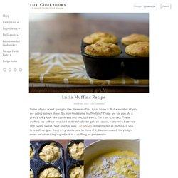 Lucia Muffins Recipe