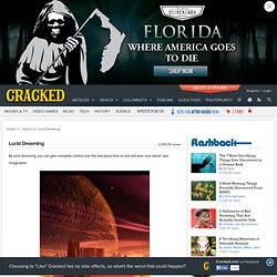 Cracked.com - StumbleUpon