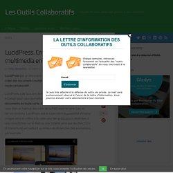 LucidPress. Creer des documents multimedia en mode collaboratif