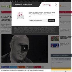 Lucien Neuwirth, père de la pilule contraceptive, est mort
