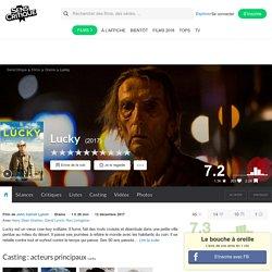 (89) Lucky - Film (2017)