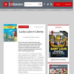 Lucky Luke et Liberty