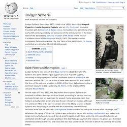 Ludger Sylbaris - Wikipedia