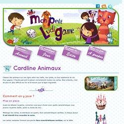 Mon Petit Ludigaume : Cardline Animaux