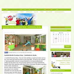 Ludotheken Berlin – Ludothek Prenzlauer Berg Freizeit mit Kindern
