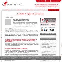 """Ludovic Badeau : """"Les auto-entrepreneurs sont surtaxés !"""""""