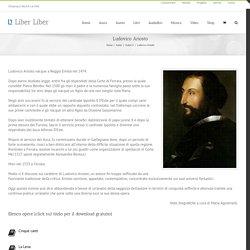 Ludovico Ariosto – Liber Liber