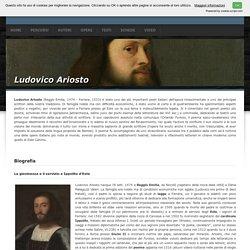 Ludovico Ariosto - Letteratura italiana