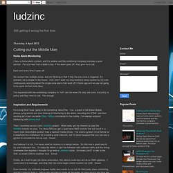 ludzinc: Cutting out the Middle Man
