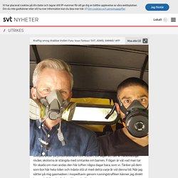 Luftföroreningarna i Delhi – nu begränsas biltrafiken