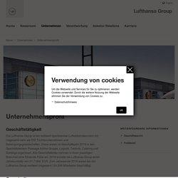Lufthansa Group:Unternehmensprofil