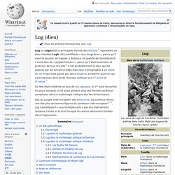 Lug (dieu)