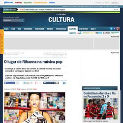 O lugar de Rihanna na música pop