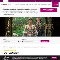Lugares de rodaje de Outlander en Escocia