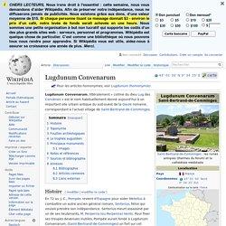 Lugdunum Convenarum