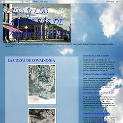 LUIS Y LOS CAMAREROS DE CANGAS DE ONIS: 06/01/2008 - 07/01/2008