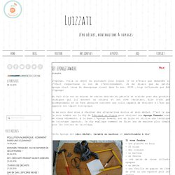 blog zéro déchet, minimalisme & voyages