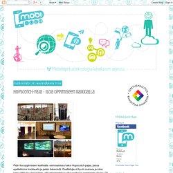 Hopscotch-paja - Iloa oppimiseen kaikkialla