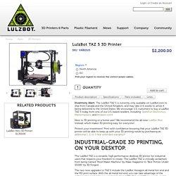 AO-101 3D Printer