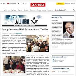« LA LUMIĒRE », le Blog franc et maçon de L'Express