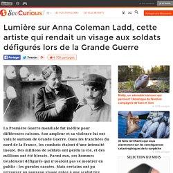 Lumière sur Anna Coleman Ladd, cette artiste qui rendait un visage aux soldats défigurés lors de la Grande Guerre